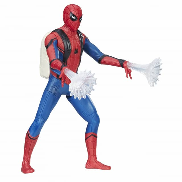 Web Blaster style Top 5 Marvel's Spider-Man: Homecoming Toys