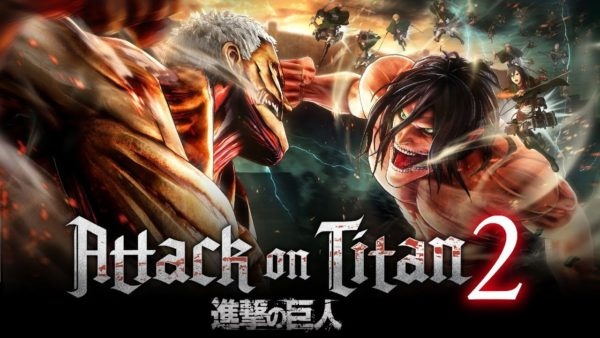 Attack on Titan 2 Gameplay official poster