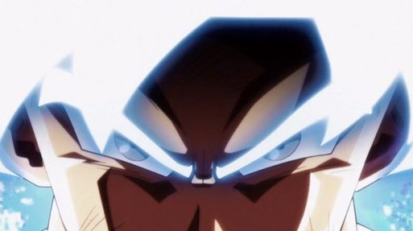 Mastered Ultra Instinct Goku in DBS
