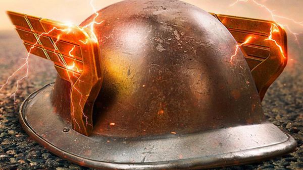 Jay Garrick's Flash Helmet