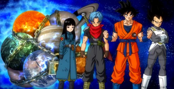Dragon Ball Heroes Prison Planet Arc