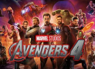 Avengers 4: End Game title