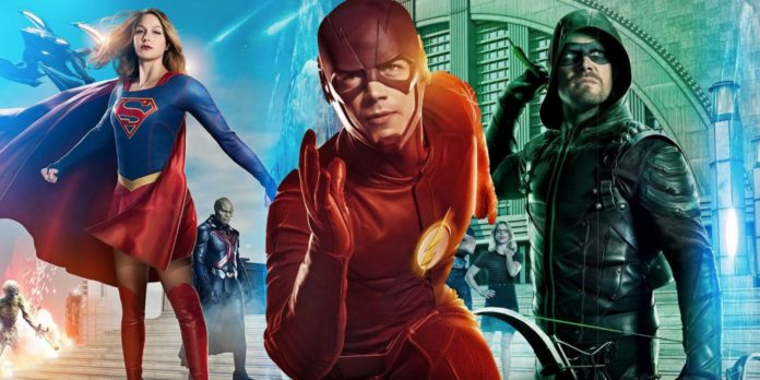 CW the Flash, Arrow, Supergirl premiere dates