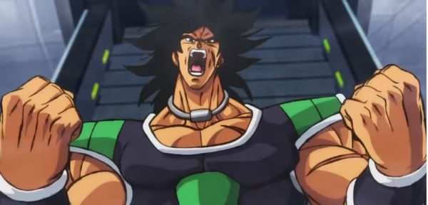 Broly Dragon Ball Super strongest