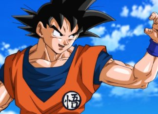 Super Dragon Ball Heroes anime episode 1 Goku