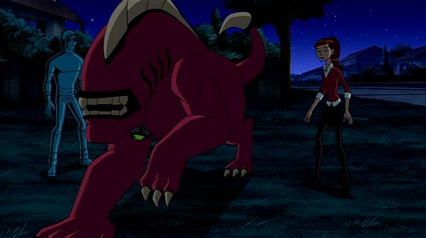 Ben 10 Ultimate Wildmutt
