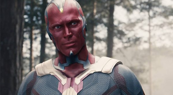Vision most powerful avengers