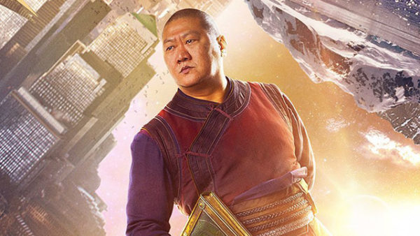 Wong MCU most powerful character