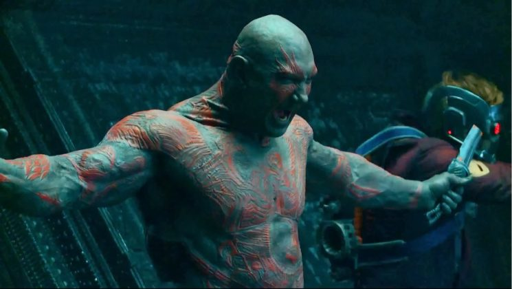 drax MCU best superhero