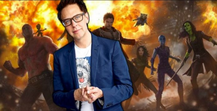 Guardians Of The Galaxy James Gunn Disney will not hire