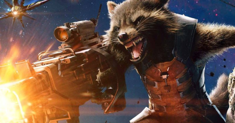 rocket raccoon MCU superhero