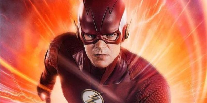 The Flash New costume