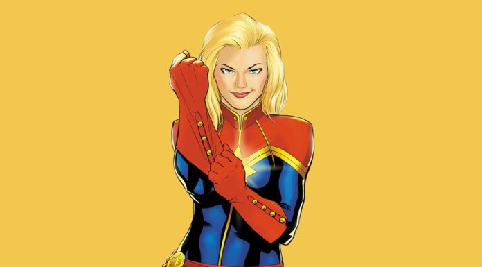 Carol Danvers as Captain Marvel facts
