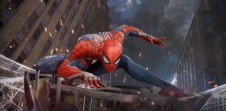 PlayStation 4 spider-man suits