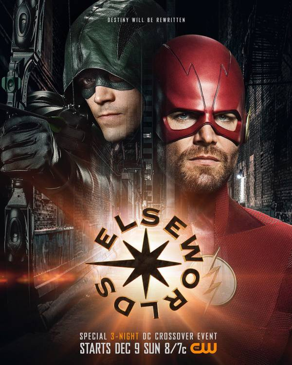 Elseworlds Barry Allen Arrow