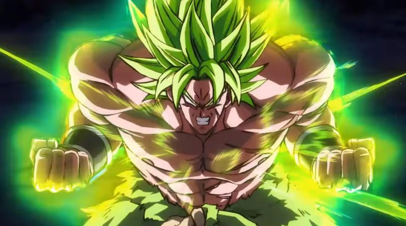 Dragon Ball Super Broly Released Its Final Trailer