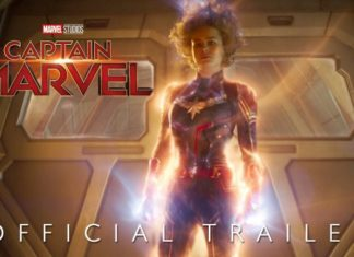 captain marvel official trailer in hindi