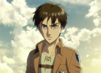 eren jaeger attack on titan part 1