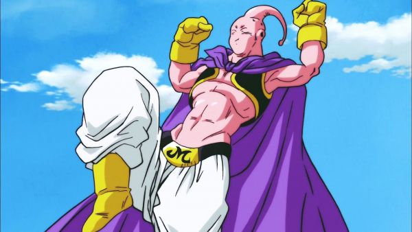 Dragon Ball Super Good Majin Buu