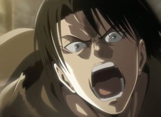 Attack on titan season 3 part A levi